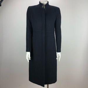J. Crew Wool Blend Full Trench Jacket Size 8 - 12